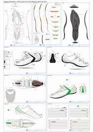 Handbook Of Footwear Design And Manufacture Free Download Technical Drawing Shoes Pesquisa Google Shoe Sketches