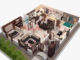 floor plan 3d. 3d House Plans Best Of Floor Design Plan  Customized Floor Plan