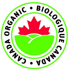Image result for Canada organic logo