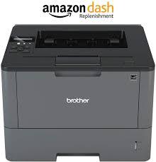 Brother Monochrome Laser Printer Hl L6200dw Wireless Networking Mobile Printing Duplex Printing Large Paper Capacity Amazon Dash Replenishment