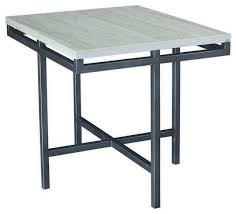 hammary east park end table industrial side tables and end tables by beyond s