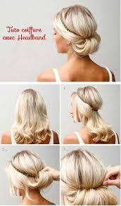 Meilleur Coiffure Simple Mariage Invité Coloration Cheveux