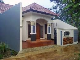 Ingin teras rumah yang sederhana, tapi tetap memiliki kesan yang indah? Contoh Desain Teras Gambar Teras Rumah Sederhana Di Kampung