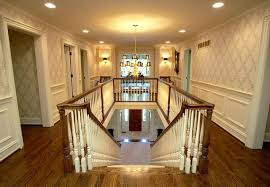 Beautiful Hallway and Staircase 1 of 3 traditional-hall