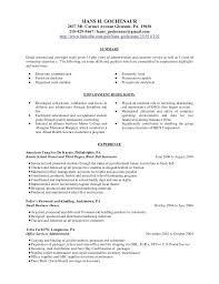 sample resume for education resume for higher education administrator h mt  sample resume special education assistant