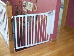 nice white baby gate for stairs representation of good child