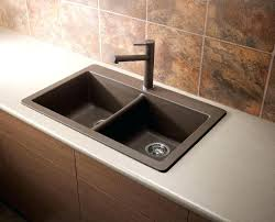 blanco silgranit sinks horizon 2 bowl drop in sink cafe blanco silgranit kitchen sink reviews