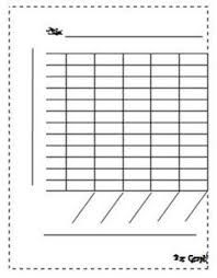 Blank Tally Chart And Graph Paper | Pinterest | Survey Questions ...