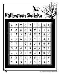 Halloween Math Worksheets - Woo! Jr. Kids Activities
