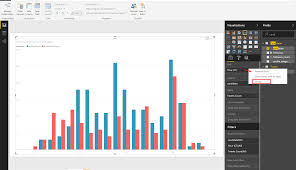Column Grouping In Power Bi Desktop October Update Datachant