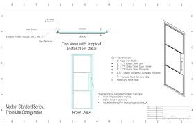 standard size garage doors door sizes uk double r