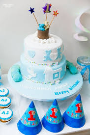 23 Pretty Picture Of Baby Boy Birthday Cakes Entitlementtrapcom