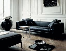 Metal Living Room Furniture Black Wood Living Room Furniture White Ceramic Tile Floor Carving