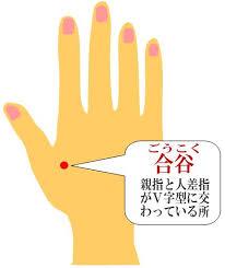 「肝臓に効く ツボ」の画像検索結果