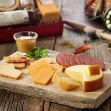 summer sausage and cheese gift box gift purchase our
