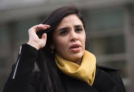Emma Coronel Aispuro, Wife Of 'El Chapo,' Arrested At Dulles Airport On  International Drug Trafficking Charges – CBS Baltimore