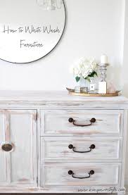 White washed furniture Blue White Washed Dresser First Project In The Guest Room Makeover West Elm The Guest Room Makeover And White Washing Furniture Kim Power Style