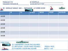 Italian: Battleship Game With Avere   Battleship And Students