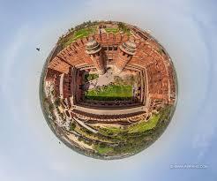 360 degree virtual tour of agra fort india