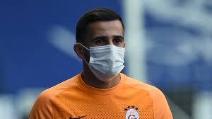 Omar Elabdellaoui von Galatasaray bei Feuerwerk verletzt: