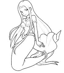 free coloring pages of mermaids. Exellent Coloring Coloring Pages Mermaid Printable  Free Color   And Free Coloring Pages Of Mermaids N