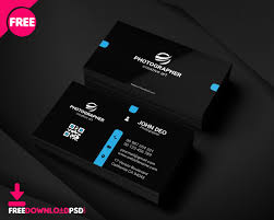 Free Personal Cards Free Personal Business Card Template Freedownloadpsd Com