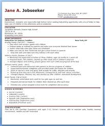 Nanny Resume Example New How To Make Nanny Sound Good On Resume Nanny Resume Example Stunning