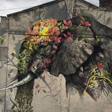 ERNESTO MARANJE in Odessa, Ukraine 🇺🇦 #odessarium #mural #elephant |  Street art, Street art graffiti, Art