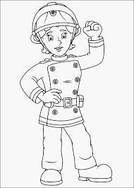 Brandweerman Sam Kleurplaat Model Feuerwehrmann Sam Frisch