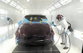 auto body repair painting.  Auto Paint Booth In Auto Body Repair Painting P