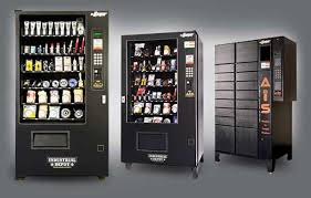 Industrial Vending Machine Manufacturers