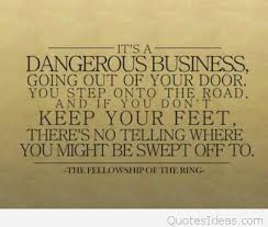 Bilbo Baggins Quotes