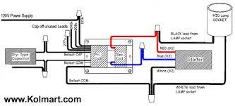 hid ballast wiring diagrams for metal halide and high pressure high pressure sodium ballast wiring diagram