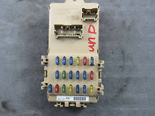 subaru outback voltage regulators 2001 2004 subaru legacy outback main fuse relay box under dash oem