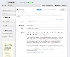 Free Resume Build Free Resume Builder Reviews Savebtsaco 12