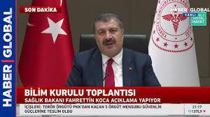 Tam Kapanma Olacak mı? Sağlık Bakanı Fahrettin Koca'dan Önemli Açıklamalar!  - YouTube