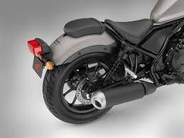 2017 honda rebel 300 500 motorcycles