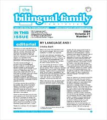 Child Care Newsletter Templates Bigdatahero Co