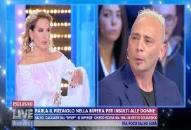 Live: Non è la D'Urso, faccia a faccia tra Salvo Veneziano ...