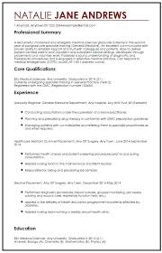 Cv Template For Care Assistant Surgeon Cv Template Emmaplays Co