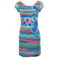 Desigual Dress Size Chart Desigual Women Dresses Felinda Multicoloured 3038709