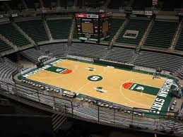 Breslin Arena Seating Chart Jack Breslin Arena Seat Views Section By Section