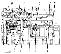 cat 3176 engine diagram i need all the specs for the fuel system cat engine fuel regulator full size image