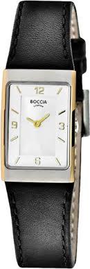 Купить Женские титановые наручные <b>часы Boccia</b> Titanium 3186 ...