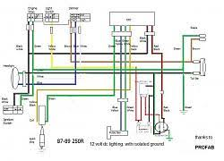 trxr wiring diagram image wiring diagram i am new here and new to r s need lighting help page 2 on 86 trx250r