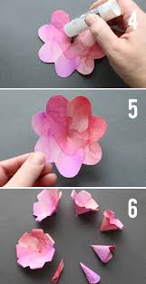 learn how to make paper roses with these beautiful paper rose template step by step