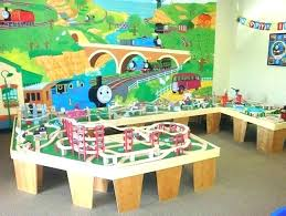 wooden train table wooden train table electric toy trains best track patterns images on wooden train wooden train table