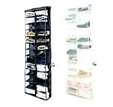 closet door shoe rack door hanging shoe storage hanging shoe rack hanging shoe rack door hanging