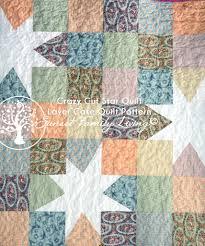 Crazy Cut Star Quilt | Free Quilt Pattern – Sunset Family Living & Crazy Cut Star Quilt Layer Cake Pattern Adamdwight.com