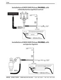 msd 6al wiring diagram wiring diagram database msd 7al 2 wiring tachometer